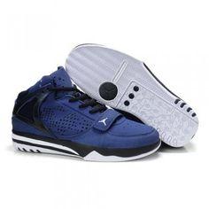 hot sale online 27663 d951c Jordan Phase 23 Hoops Men Black Mineral Blue White Basketball Shoes  58.00  go to http