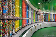 m&m's world - Las Vegas | Flickr - Photo Sharing!