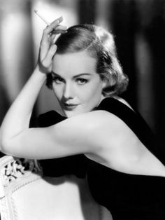 Frances Farmer - one of the most beautiful and amazing women ever.