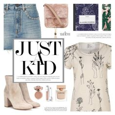"""""""Yeah Bunny"""" by defivirda ❤ liked on Polyvore featuring Yves Saint Laurent, Gianvito Rossi, Brother Vellies, Paolo, Yeah Bunny and Narciso Rodriguez"""