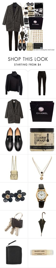 """""""call out my name"""" by tasnim-ali ❤ liked on Polyvore featuring Zara, Yves Saint Laurent, Étoile Isabel Marant, Chanel, Chloé, Hasbro, LowLuv, American Apparel, Monki and Milk + Honey"""
