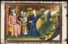 De ouden beschuldigen Suzanna van overspel / The two elders accuse Susanna of adultery