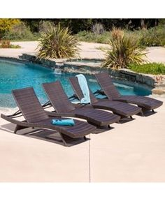 31 best pool lounge chairs images in 2019 garden chairs patio rh pinterest com
