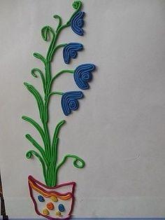 Фотография Crochet Necklace, Kids Rugs, Decor, Play Dough, Pintura, Decoration, Kid Friendly Rugs, Decorating, Nursery Rugs