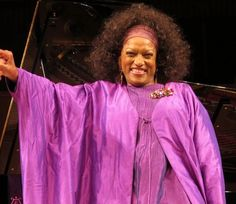 Jessye Mae Norman (1945 - ) is an American Grammy award-winning contemporary opera singer and recitalist, and is a successful performer of classical music. A dramatic soprano, Norman is associated in particular with the Wagnerian repertoire, and with the roles of Sieglinde, Ariadne, Alceste, and Leonore.