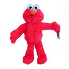La peluche Elmo, à l'image de la marionette principale de la série 1 Rue Sésame - Une peluche de décoration originale, pour enfant ou fan de Sesame Street.  http://www.lamaisontendance.fr/catalogue/peluche-elmo-rue-sesame-enfant/  #peluche #sesamestreet #ruesésame #elmo #jouet #cadeau #plush