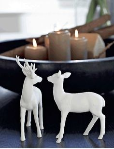 A modern rustic home in a Danish fishing village decorated with Christmas scents for the festive period by interior designer Anna Jessen.