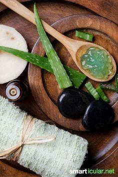 Das Gel der Aloe Vera ist ein sehr gesundes und vielfältiges Heilmittel. Richtig…