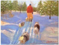 http://www.zazzle.ca/walking_in_the_forest_postcard-239303133865771732