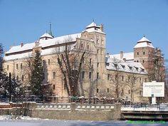 Zamek w Niemodlinie -Poland