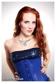 Oct 2008 - Photoshoot by Tim Tronckoe for Metal Female Voices Fest - 002~80 - Simone Simons Daily