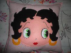 Almofada Betty Boop