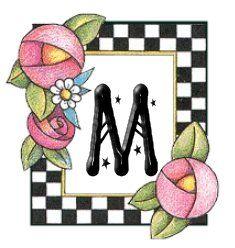 M by Mary Englebreit