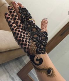 Hariyali Teej Mehndi Designs To Try - Henna designs - Henna Designs Hand