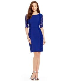 a7bd7bdbbb0 Blueprint Antonio Melani Playing Favorites Ivy Lace Dress Antonio Melani