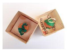 Adjustable Ring for Woman Fimo: Halloween Pumpkin ~ Fashion Bijoux Jewelry Handmade: Amazon.co.uk: Jewellery