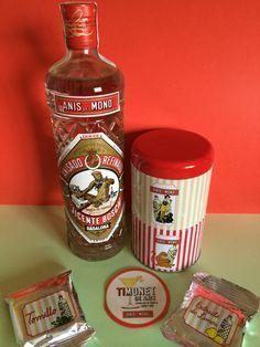 Anís del Mono con el kit Timonet para preparar la receta refrescante y con sabor mediterráneo