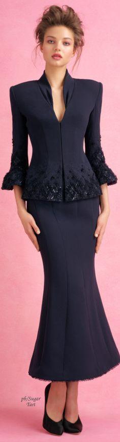 Ulyana Sergeenko - Spring 2018 Couture