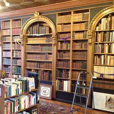 Loganberry Books, Cleveland, OH. One of the most beautiful bookstores in the world. http://www.loganberrybooks.com
