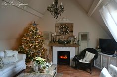 the poor sophisticate: Branstetter Barn Holiday Tour 2012