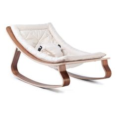 Buy Charlie Crane Levo Baby Rocker Walnut online with Houseology's Price Promise. Full Charlie Crane collection with UK & International shipping. Baby Design, Nursery Design, Charlie Crane, Baby Lernen, Baby Rocker, Designer Baby, Baby Must Haves, Baby Arrival, Baby Essentials