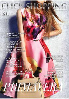 CLICK SHOPPING PRIMAVERA #15 EDICION 3  Revista de Moda & tendencias de la Patagonia Argentina. Con Notas, Entrevistas, Articulos y mostrando las ultimas tendencias y mucho mas!!!