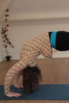 Yoga en yogi's for the win.