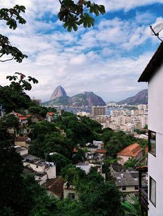 Rio de Janeiro, Brazil | The southern Rio neighborhood of Botafogo is known for sailboat-speckled seascapes and popular coastal entertainment.