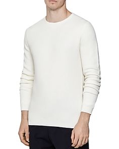 Reiss Carnsdale Lightweight Shirt In White Reiss, Men Looks, Mens Fashion, Shirt Men, Mens Tops, Shopping, Clothes, Women, Style