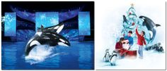 In celebration of the Holidays, we're giving away two SeaWorld Orlando tickets to one lucky winner. Enter NOW: http://blog.seafun.com/win-two-seaworld-orlando-tickets/