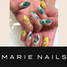 #marienails#salon#special#summer#fun#coolin#artoftheday#artist#colors#love#great#amazing#girlythings#pink#orange#yellow#gold#instacool#instalike#instafun#instadaily