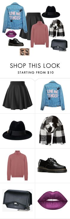 """""""Coolio"""" by summer-anderson-i on Polyvore featuring High Heels Suicide, Gucci, Barneys New York, Bottega Veneta, Dr. Martens and Givenchy"""