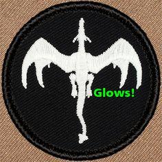 Glow Dragon Patrol Patch