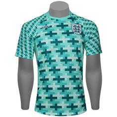 Acabei de visitar o produto Camisa Umbro Seleção Inglaterra Goleiro 11/12 s/nº M/C