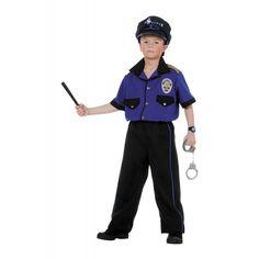 Politiepak New York Jongen
