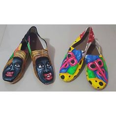 camisetas de carnaval pintadas a mano - Buscar con Google Painted Shoes, Diy Painting, Gucci, Google, Congo, Folklore, Collections, Style, Embroidery