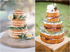 4 Unique and Beautiful Wedding Cake Trends
