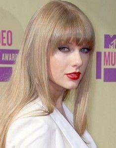 Taylor Swift Hair Styles