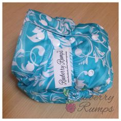 Handmade Quality Cloth Diapers! Visit Rueberry Rumps on Facebook!