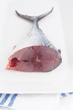 Italienisch Kochen | Fischkonserve zuhause machen + Kurzgeschichte des Bonito und Slow Food Toskana. #italienischkochen