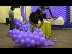 Seminário arte com balões pt1 (3º dia - Goiânia 10/2011). - YouTube
