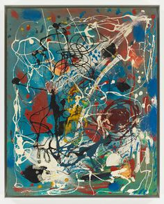 Hans Hofmann, 'Rhythmic Composition No. 1,' ca. 1952, Ameringer | McEnery | Yohe