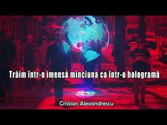 Traim Intr-o Imensa Minciuna Ca Intr-o Holograma - YouTube Film, Concert, Youtube, Hologram, Movie, Film Stock, Cinema, Concerts, Films