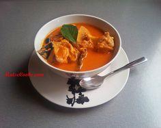 Ghanaian Tomato Pepper Soup