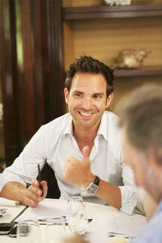 Christophe Michalak, beautiful and wonderful french patissier