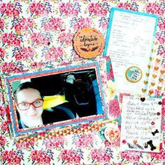 Scrapbook layout #12