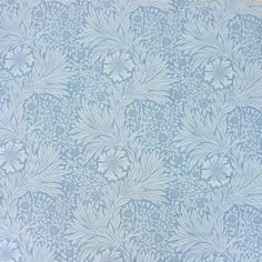 An Arts and Crafts Linen Union Design from William Morris Textile Workshop, 1875