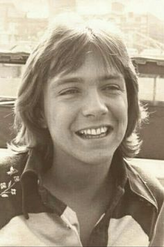 🎼David Cassidy in the PARTRIDGE FAMILY