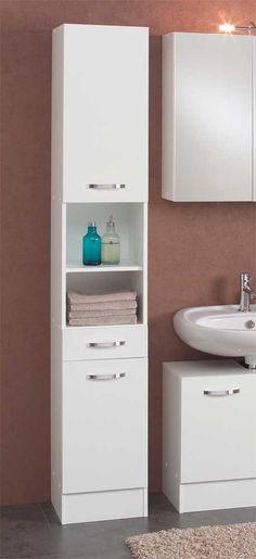 Badschrank mit Linienverzierung Jetzt bestellen unter https - schränke für badezimmer