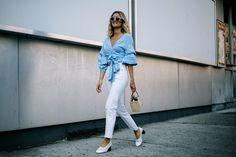 All my favorite outfits from Lacoste show       Photos : Aldo Decaniz  - Carola de Armas  - Marie Paola     Sandro shoes  - E-belie...